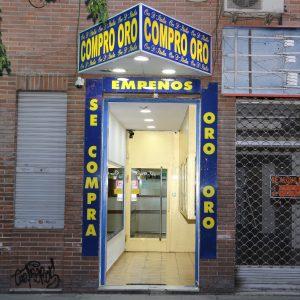 Oro de Italia sede principal