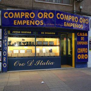 Oro de Italia Murcia